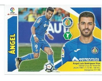 Liga Este 2017/2018 Getafe C.F. Nº 15 TERCERA EDICION
