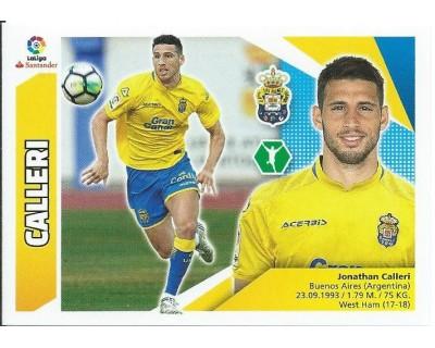 Liga Este 2017/2018 CALLERI Nº 14BIS COLOCA TERCERA EDICION
