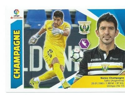 Liga Este 2017/2018 CHAMPAGNE Nº 2BIS COLOCA TERCERA EDICION
