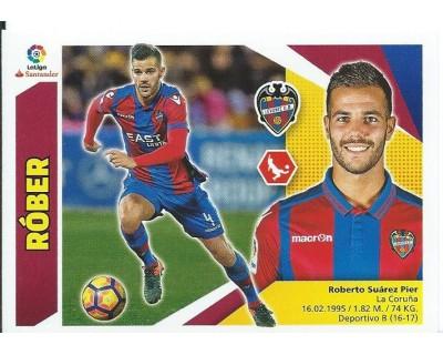 Liga Este 2017/2018 ROBER Levante U.D. Nº 6 TERCERA EDICION