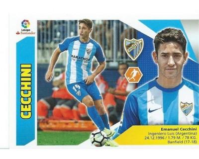 Liga Este 2017/2018 CECCHINI Nº 11BIS COLOCA TERCERA EDICION