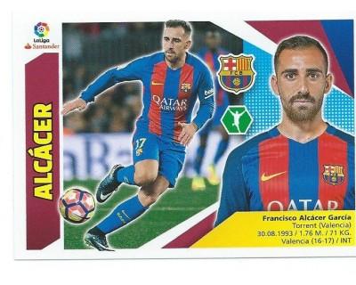 Liga Este 2017/2018 ALCACER F.C. Barcelona Nº 21 CORREGIDO CUARTA EDICION