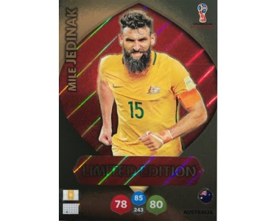Adrenalyn World Cup 2018 JEDINAK LIMITED EDITION