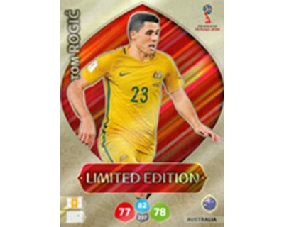 Adrenalyn World Cup 2018 TOM ROGIC LIMITED EDITION