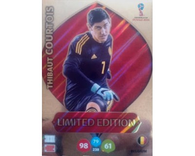 Adrenalyn World Cup 2018 COURTOIS LIMITED EDITION
