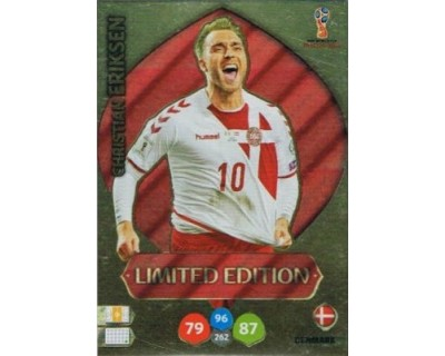 Adrenalyn World Cup 2018 ERIKSEN LIMITED EDITION