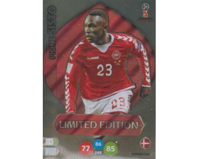 Adrenalyn World Cup 2018 PIONE SISTO LIMITED EDITION
