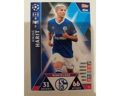 Macht Attax Champions League 2019 HARIT Nº 102