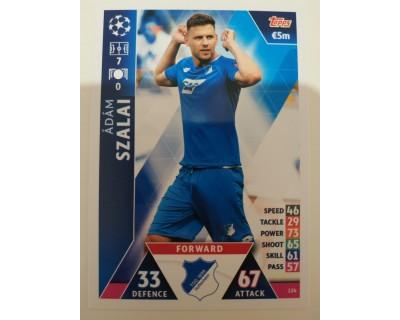 Macht Attax Champions League 2019 SZALAI Nº 124