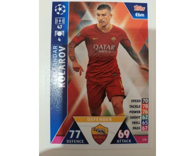 Macht Attax Champions League 2019 KOLAROV Nº 238
