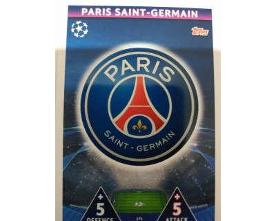 Macht Attax Champions League 2019 ESCUDO Nº 271