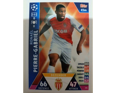 Macht Attax Champions League 2019 PIERRE-GABRIEL Nº 296