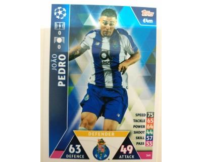 Macht Attax Champions League 2019 PEDRO Nº 349