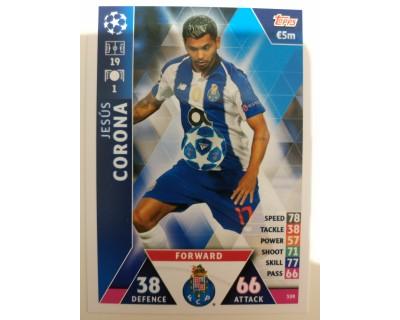 Macht Attax Champions League 2019 CORONA Nº 359