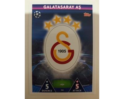 Macht Attax Champions League 2019 ESCUDO Nº 361