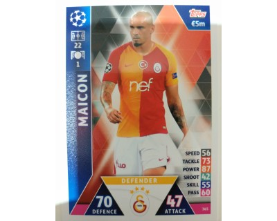 Macht Attax Champions League 2019 MAICON Nº 365