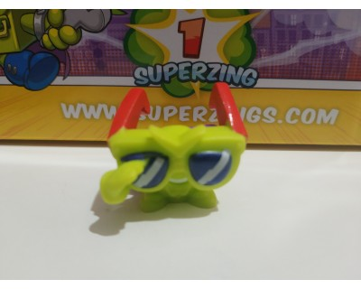 SUPER ZINGS SERIE 4 N° 273