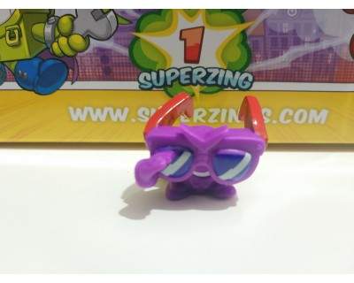 SUPER ZINGS SERIE 4 N° 274