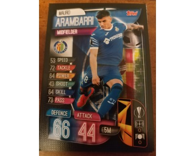 Machs Attax Uefa Champions League 2019/2020 GET 8