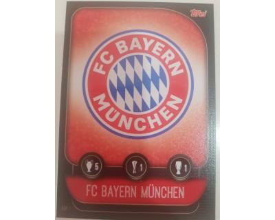 Machs Attax Uefa Champions League 2019/2020 BAY 1