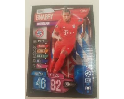 Machs Attax Uefa Champions League 2019/2020 BAY 10