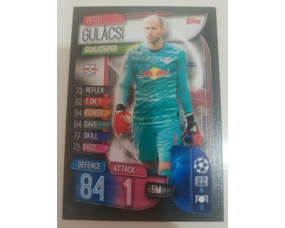 Machs Attax Uefa Champions League 2019/2020 LEI 2
