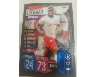 Machs Attax Uefa Champions League 2019/2020 LEI 7