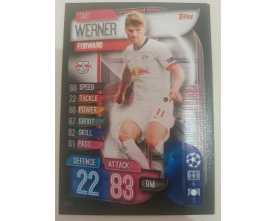 Machs Attax Uefa Champions League 2019/2020 LEI 11