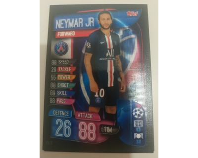 Machs Attax Uefa Champions League 2019/2020 PSG 10