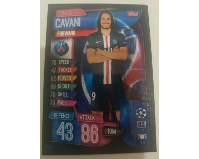Machs Attax Uefa Champions League 2019/2020 PSG 12