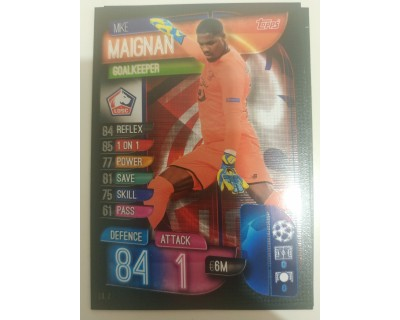 Machs Attax Uefa Champions League 2019/2020 LIL 2