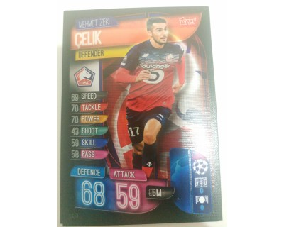 Machs Attax Uefa Champions League 2019/2020 LIL 3