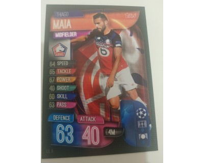 Machs Attax Uefa Champions League 2019/2020 LIL 6