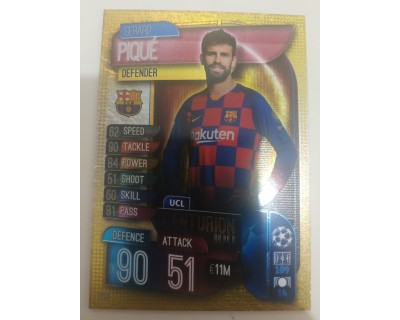 Match Attax UEFA Champions League 2019/2020 CEN 4