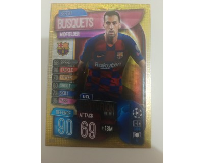 Match Attax UEFA Champions League 2019/2020 CEN 5