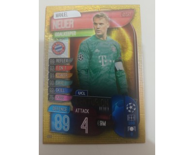 Match Attax UEFA Champions League 2019/2020 CEN 6