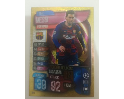 Match Attax UEFA Champions League 2019/2020 RH 1