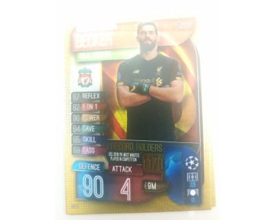 Match Attax UEFA Champions League 2019/2020 RH 2