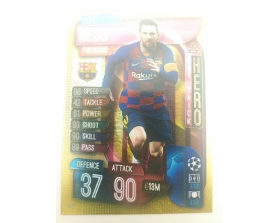 Match Attax Uefa Champions League 2019/2020 HH1