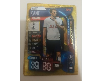 Match Attax Uefa Champions League 2019/2020 HH4