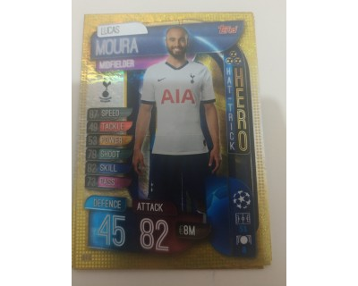 Match Attax Uefa Champions League 2019/2020 HH6