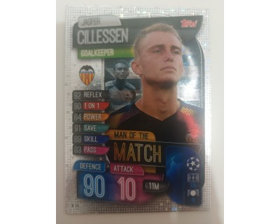 Match Attax UEFA Champions League 2019/2020 M 4