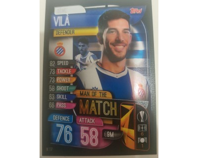 Match Attax UEFA Champions League 2019/2020 M 7