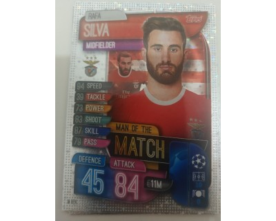 Match Attax UEFA Champions League 2019/2020 M 8