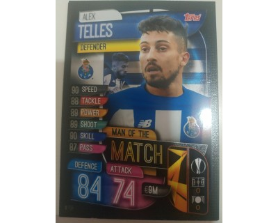 Match Attax UEFA Champions League 2019/2020 M 9