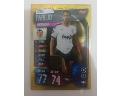 Match Attax UEFA Champions League 2019/2020 PP 4