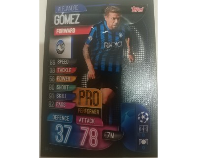 Match Attax UEFA Champions League 2019/2020 PP 12