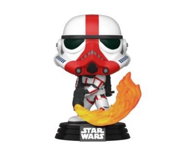 Funko POP! Star Wars: Mandalorian - Incinerator Stormtrooper
