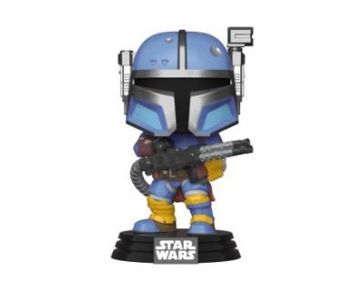 Funko POP! Star Wars: Mandalorian - Heavy Infantry Mandaloria