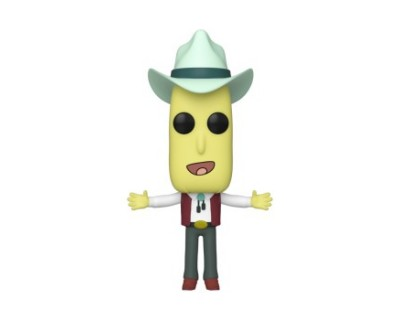 Funko POP! Rick & Morty - Mr. Poopy Butthole Auctioneer